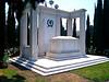 The Tomb of early film star,  DOUGLAS FAIRBANKS