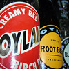 Creamy Red <br /> Only the best, Boylan's soda pop.