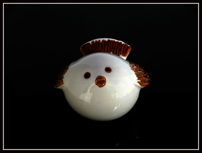 Pulcino di ceramica - Skagen (Danimarca)