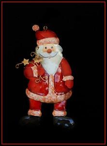 Babbo Natale in latta
