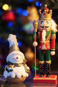 The Nutcracker and Friend