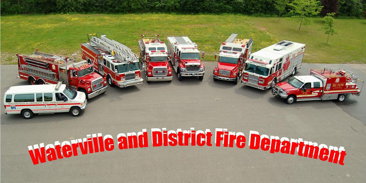 Waterville Fire