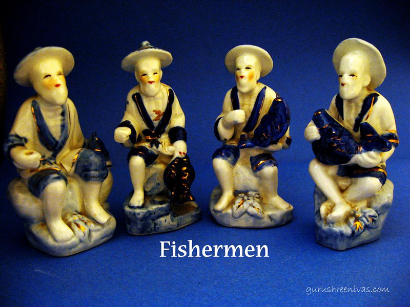 Fishermen Family