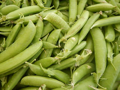 Peas in many pods