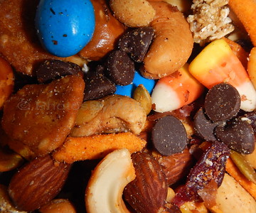 Trail Mix, Yummy!