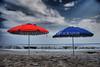 Two umbrellas (Fri 8/6/10)