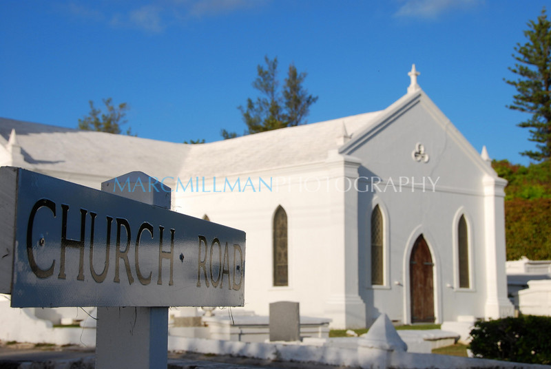 Church Road (Southampton Parrish, Bermuda- Sat 101 10 09)