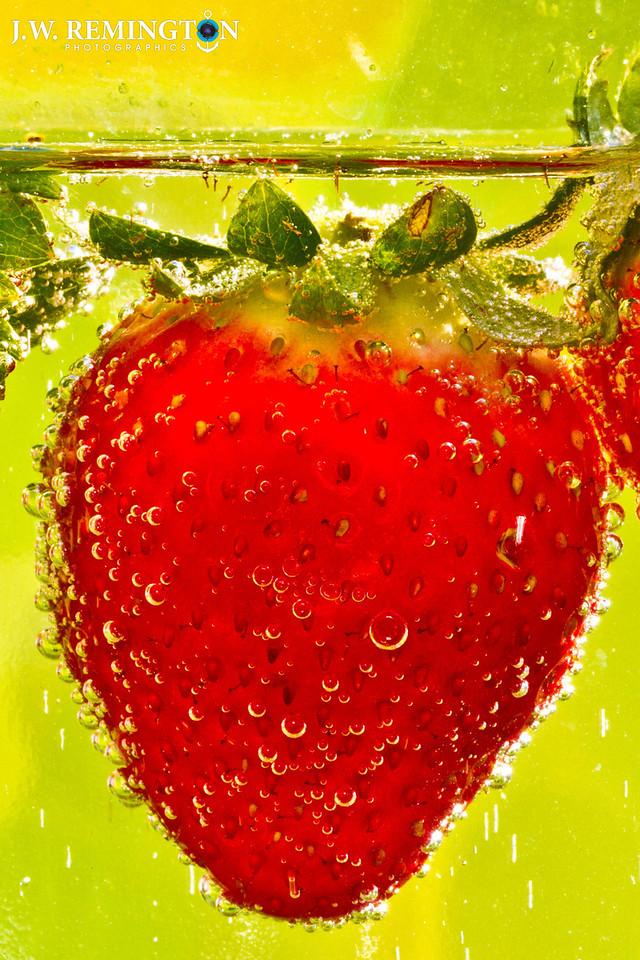 Strawberry & Fizz #2