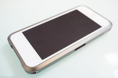 DEVILCASE 鋁質 iPhone 5 保護框
