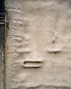 Gravestone, St Aidan's, Bamburgh, Northumberland UK