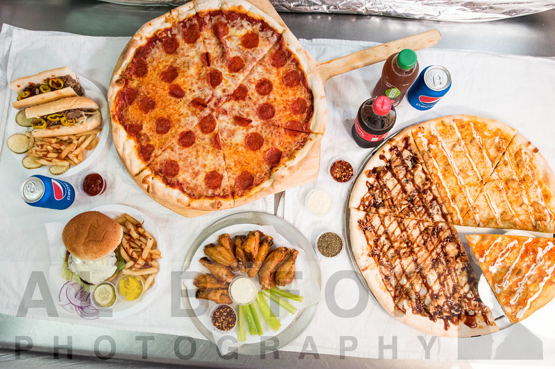 July 11, 2017 The Pizza Place