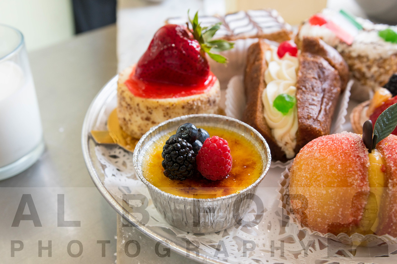 July 20, 2017 Isgro Pastries