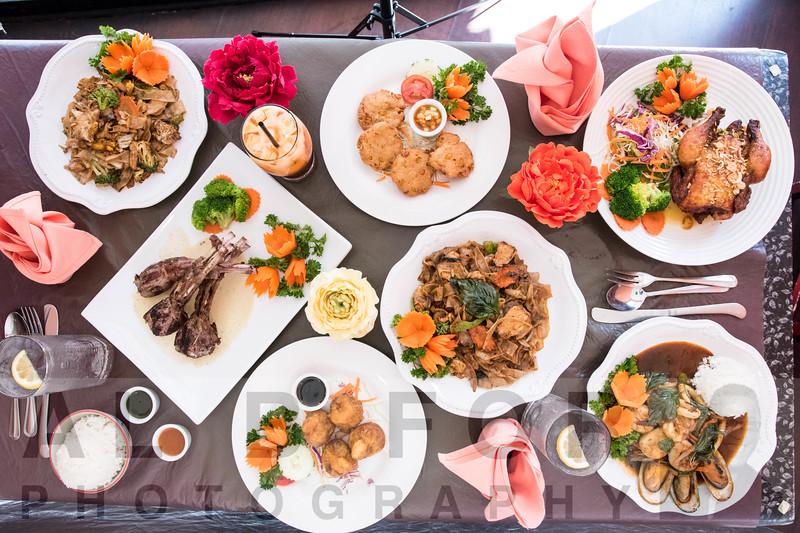 July 31, 2017 La Na Thai French Cuisine