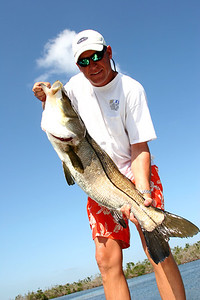 """Todd McWhirters 42"""". Boca Grande, Florida"""