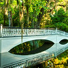 Bridge at Magnolia Gardens