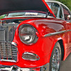 Classic Red -- Cruisin' In Sherwood Car Show, Sherwood, Oregon