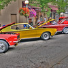 Muscle Car Row --- Cruisin' In Sherwood Car Show, Sherwood, Oregon