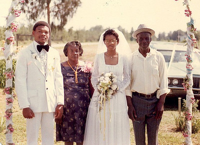 My 1st marriage with my grand parents.  Now they are deceased...