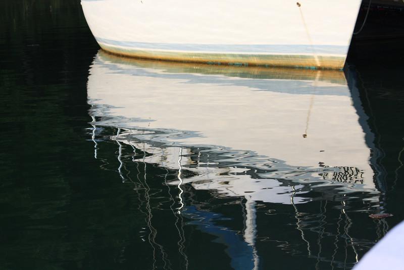 "Lake Lanier GA ""good/bad old boat""."