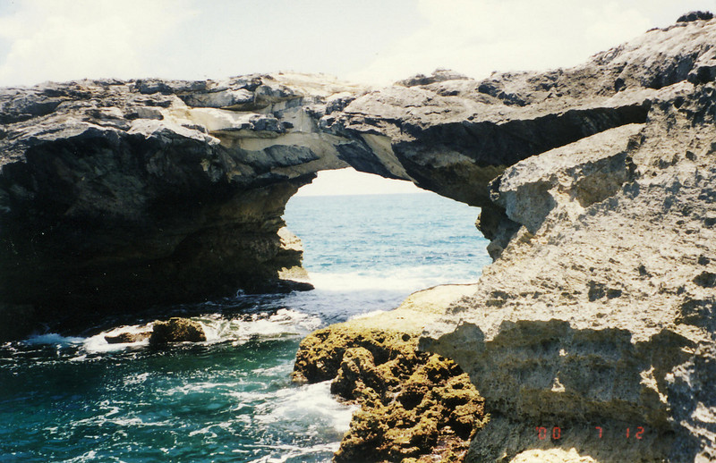 Hole in the Wall, Abacos, Bahamas