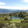 Pond atop Indian Hill, Ukiah, California