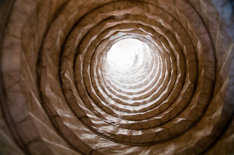 AC worm hole