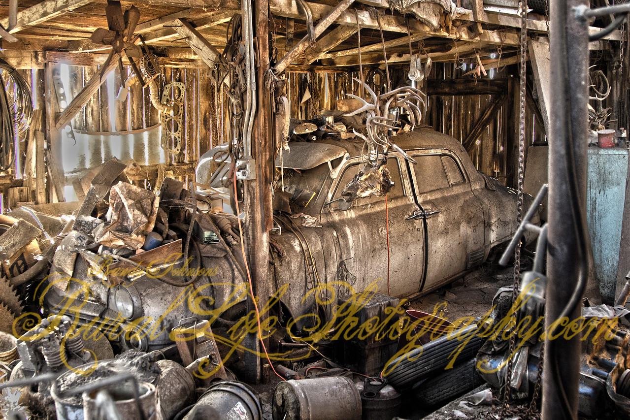 I Shot this Studebaker in a Barn in Tehachapi California.