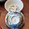 Japanese Imari porcelain tea cups