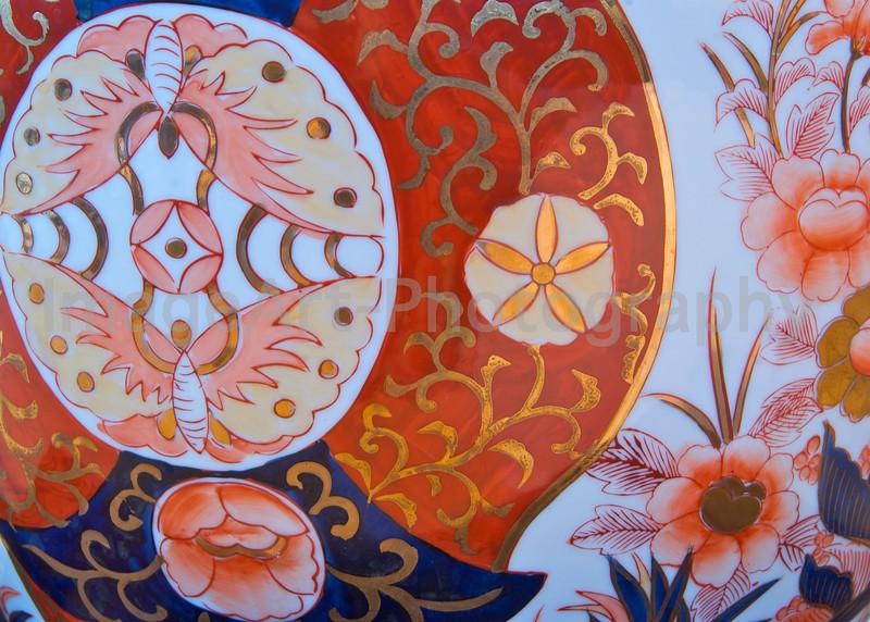 Japanese Imari Porcelain design