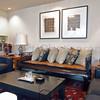 Asian design living room