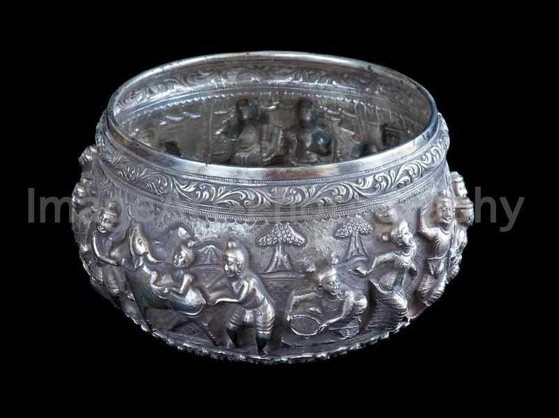 Thai Silver bowl