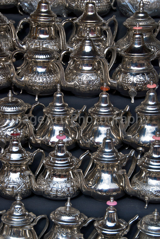 Moroccan Teapots