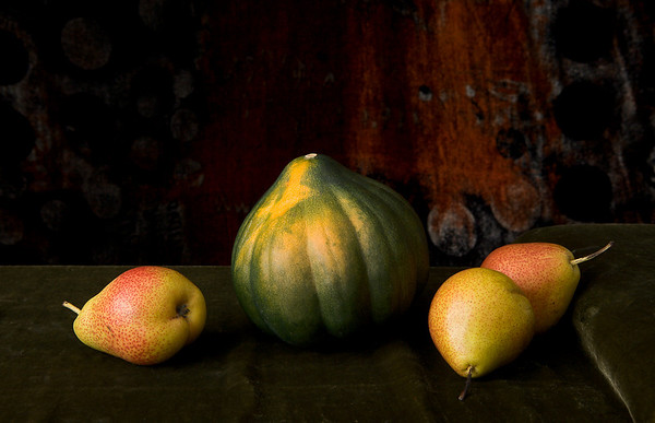 Squash and Pears