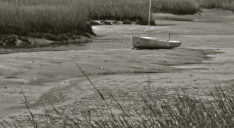 """Sailboat on Sandbar"""