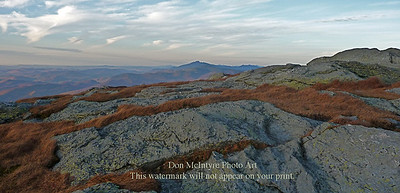 """Camel's Hump Afterglow III"""