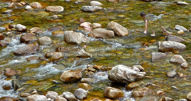 """""""River Rocks, VI"""""""