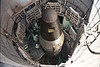 Shot of the Titan Missile in the Museum outside of Green Valley, Arizona (low res - not great for printing)