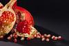 ירבו זכויותינו כרימון May our good deeds multiply like the seeds of a Pomegranate