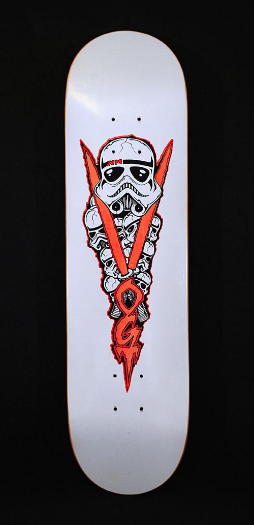 M&M skateboards