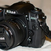Nikon D200 with Nikon 50mm f/1.8