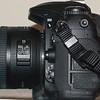 Nikon D200 with Nikon 35mm AF-S f/1.8 (side)