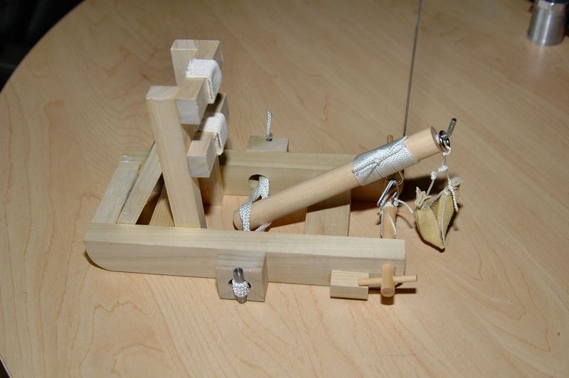 Corwin's siege engine