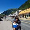 Nancy and Jared - Juneau, Alaska - July 2015
