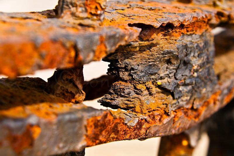 Rust cake