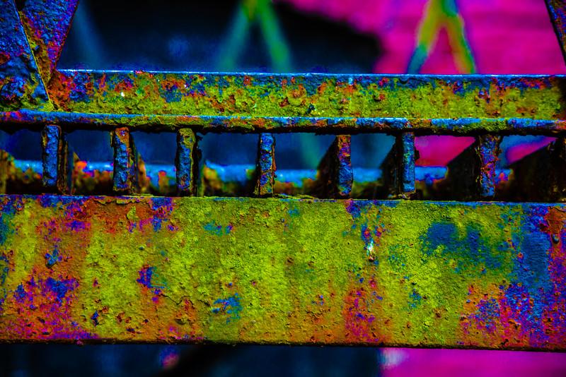 rainbow rust