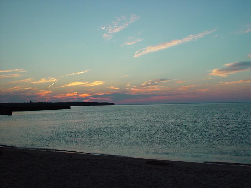 Cornucopia beachfront.