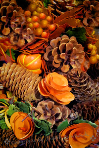 Autumn Pinecones
