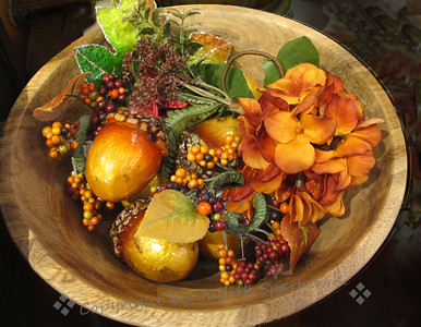 A Bowl of Autumn