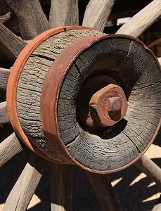 Old Wagon Wheel (14)