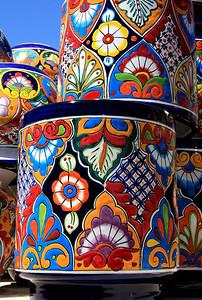 Ceramic Pots (Vertical) (4)